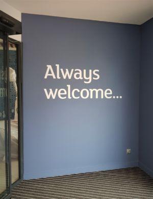 Always Welcome