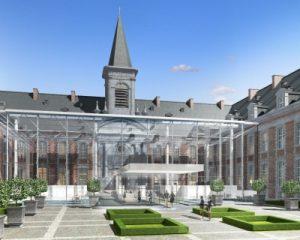 Signaletique Hôtel du Hainaut