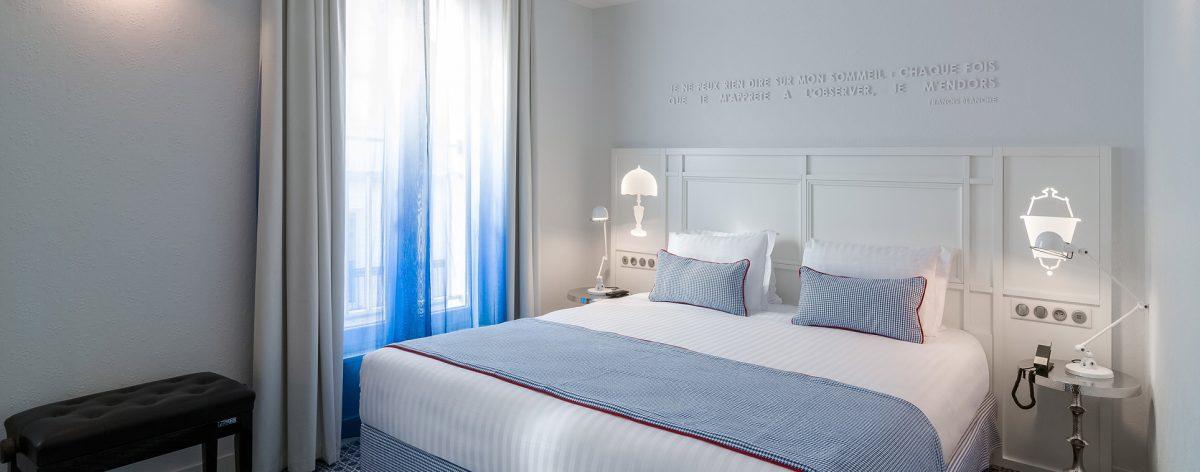 Signalisation intérieure hôtel Paris